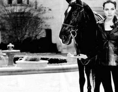 Celebrity Equestrians Are Still Human