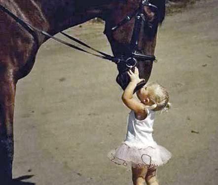Ballet on Horseback