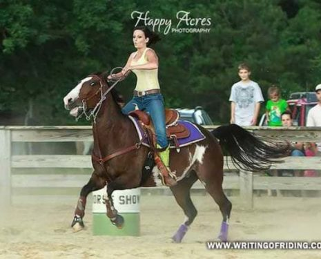 More Cringe-Worthy Barrel Racing Abuse