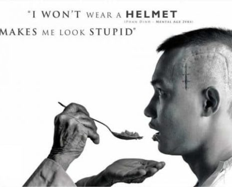 Wear a Damn Helmet Already