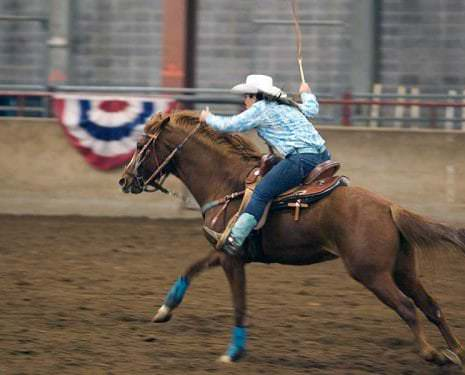Science: Barrel Racers Can Win Without Abusing Their Horse