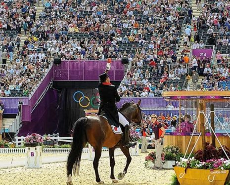 Watching the 2016 Rio Olympics Equestrian Games?