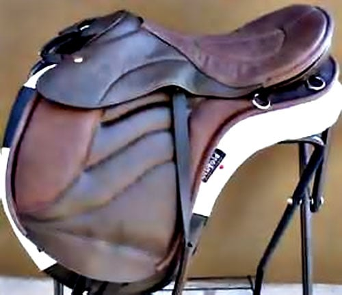 The Sensation Treeless Jumping Saddle model has been discontinued.